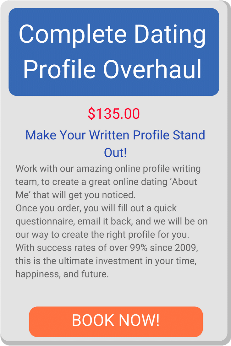 Dating Profile Writing - Get More Matches Today | Online