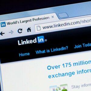 LinkedIn Profile square